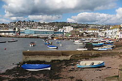 UK ENGLAND DEVON TEIGNMOUTH 3APR17 - Views around the port of Teignmouth, Devon, England.<br /> <br /> jre/Photo by Jiri Rezac<br /> <br /> © Jiri Rezac 2017