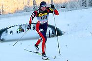 GEPA-27111068022 - KUUSAMO,FINNLAND,27.NOV.10 - SKI NORDISCH, LANGLAUFEN - FIS Weltcup, Nordic Opening, 5km klassisch, Damen. Bild zeigt Justyna Kowalczyk (POL). Foto: GEPA pictures/ Felix Roittner.FOT. GEPA / WROFOTO.*** poland only !!! ***