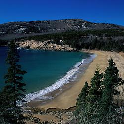 Sand Beach, ME. Sand Beach, ME
