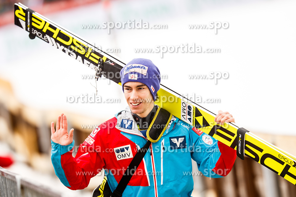Stefan Kraft of Austria during the Ski Flying Hill Individual Qualification at Day 1 of FIS Ski Jumping World Cup Final 2017, on March 22, 2017 in Planica, Slovenia. Photo by Grega Valancic / Sportida