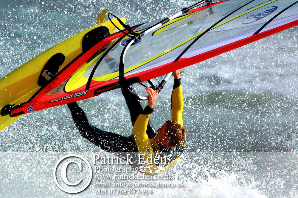 Windsurfing. Isle of Wight photography photograph canvas canvases