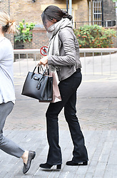 "EXCLUSIVE: **STRICTLY NO WEB UNTIL 1830 GMT 22ND NOV** Meghan Markle is spotted Christmas shopping in London, ahead of what many believe is her imminent engagement to Prince Harry. Wearing shades, Meghan looked stunning in tight black jeans, boots, a grey jacket and matching wrap-around scarf, as she was seen leaving a Heidi Klein designer beachwear store, possibly hinting at a winter holiday in the sun with her prince charming. The store is next to department store Peter Jones, on the Kings Road, which is an old stomping ground of soon-to-be sister-in-law Kate Middleton, Duchess of Cambridge. Meghan was clutching a £2,000 Prada handbag and a shopping bag from Sarah Chapman, which specialises in skin care. In fact, some Royal watchers believe the Meghan and Harry, who confirmed their long-distance relationship a year ago, are already secretly engaged - and wedding bells are just around the corner. It's believed 36-year-old Meghan is in London making final preparations for her permanent move across the Atlantic to set up home with Harry, 33 – along with her beloved dogs, labrador/shepherd mix Bogart and 17lb beagle Guy. The American actress has just finished filming her seventh and final season of the US legal drama Suits, in which she stars as lawyer Rachel Zane, in Toronto. Meghan's body double sparked mass excitement juts days ago when she posted a cryptic Instagram post. Nicky Bursic - who has been Meghan's stand-in on Suits for two years - posted a goodbye and congratulations message to the star on the social network that fans have taken of proof that both Meghan has quit Suits and that she is engaged to the royal. ""It's been an absolute pleasure and honour being your 'STAND-IN' for the last 2 seasons,"" Nicky wrote. Though I've been on @suits_usa for 6 years, the latter 2 has been my most memorable. Wishing you all the happiness in the world Bella."" She added a love heart emoji and one of a champagne glass toast alongside some highly revealing hashtags."