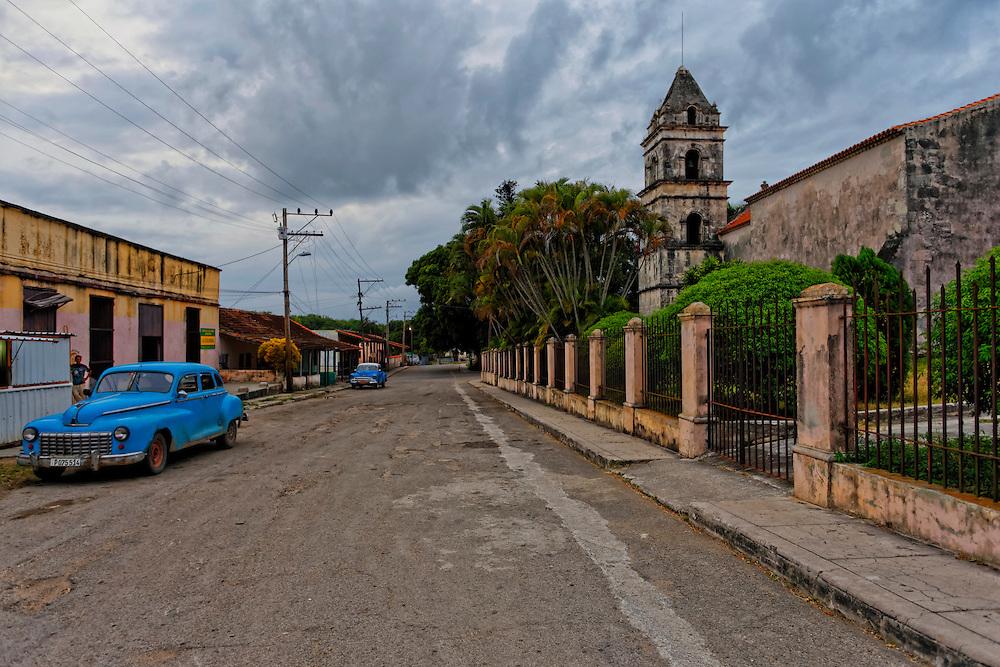 Santa Maria del Rosario, Havana, Cuba.