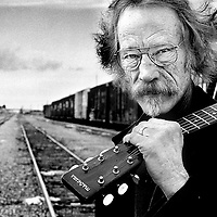 Singer-songwriter Larry Hosford draws his inspiration from a life of hard living.