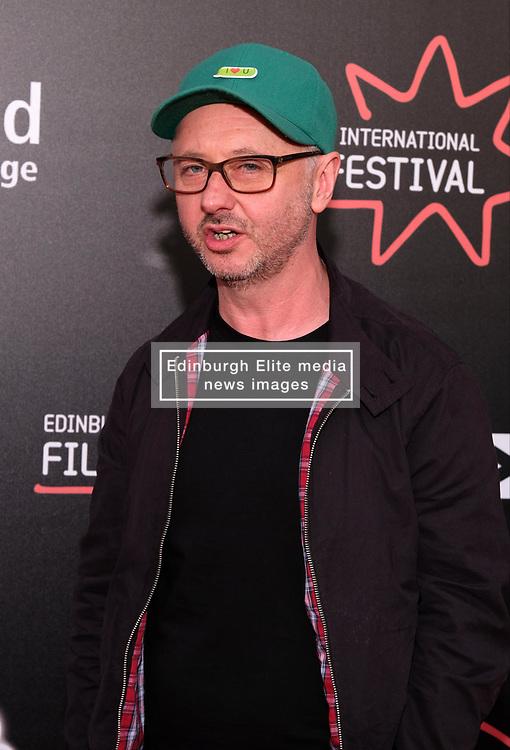 Edinburgh International Film Festival, Friday 23rd June 2017<br /> <br /> DAPHNE (UK PREMIERE)<br /> <br /> Peter Mackie Burn (director)<br /> <br /> (c) Alex Todd | Edinburgh Elite media