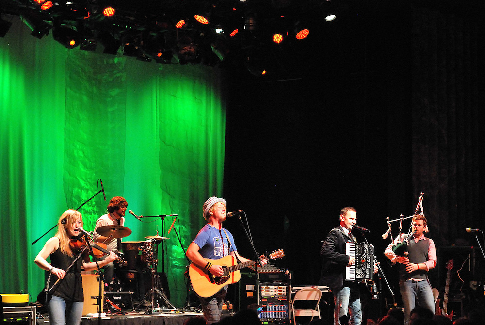 Gaelic Storm at the  Variety Playhouse