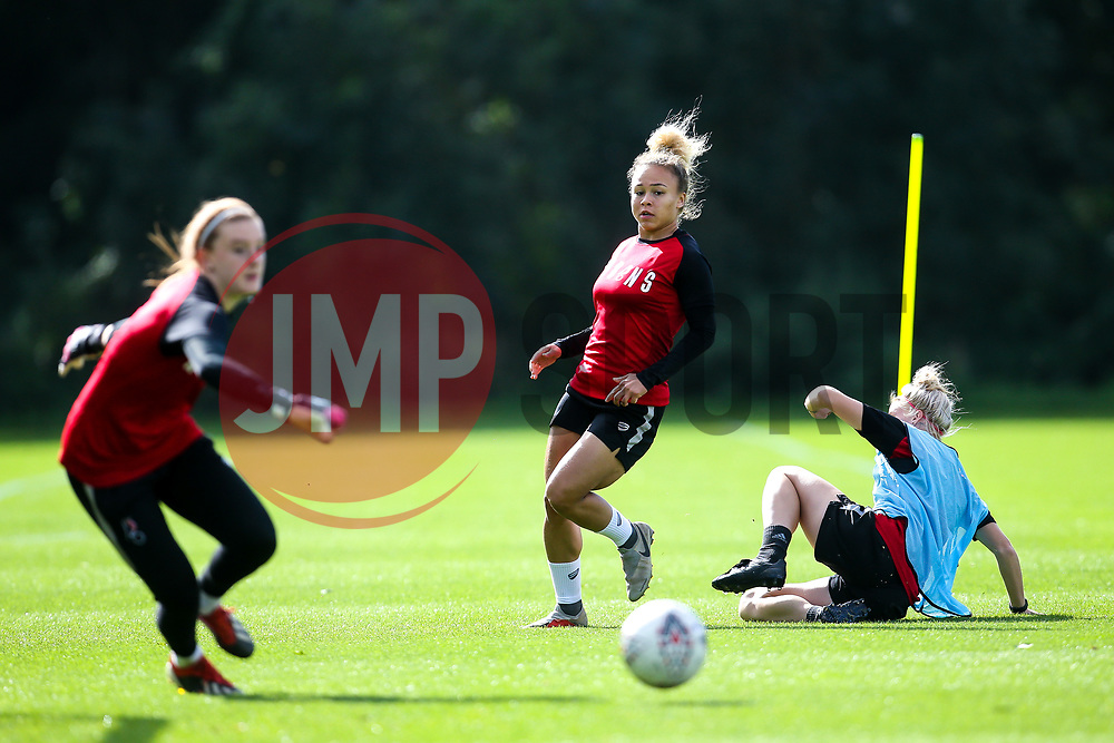 Ebony Salmon of Bristol City Women during training at Failand - Mandatory by-line: Robbie Stephenson/JMP - 26/09/2019 - FOOTBALL - Failand Training Ground - Bristol, England - Bristol City Women Training