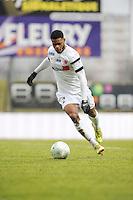 Denys BAIN - 24.01.2015 - Clermont / Chateauroux  - 21eme journee de Ligue2<br />Photo : Jean Paul Thomas / Icon Sport