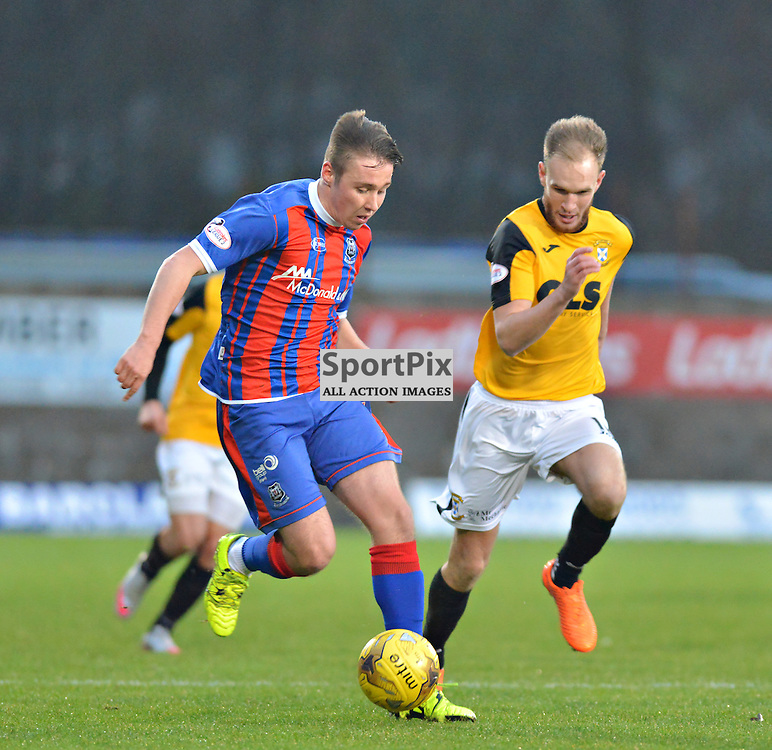 Connor McLaren of Elgin in action against East Fife.....(c) BILLY WHITE | SportPix.org.uk