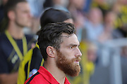 Coventry City midfielder Romain Vincelot during the Sky Bet League 1 match between Burton Albion and Coventry City at the Pirelli Stadium, Burton upon Trent, England on 6 September 2015. Photo by Simon Davies.