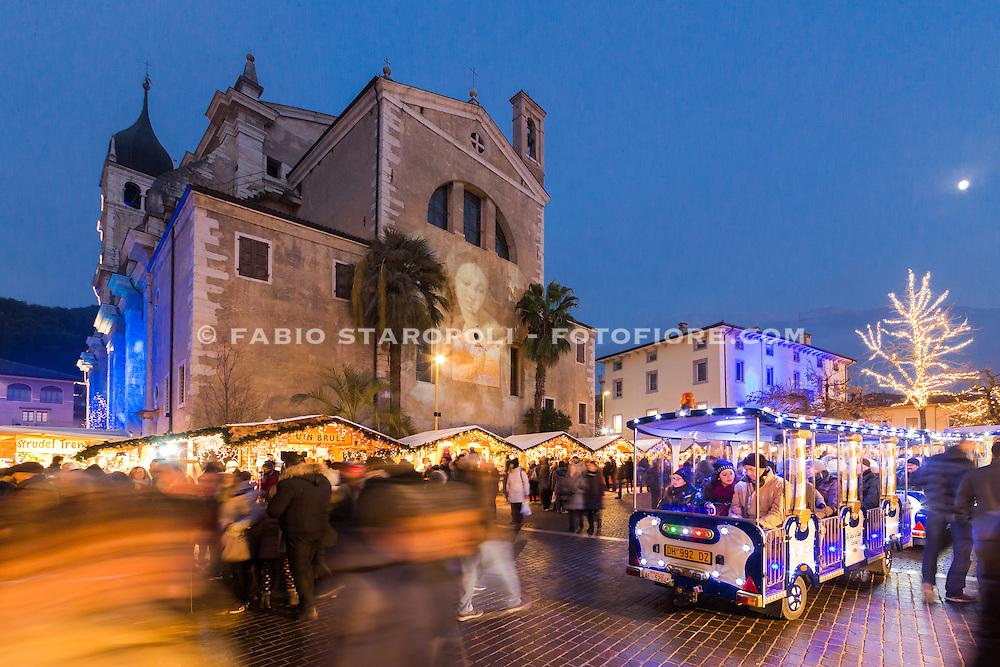 Natale Garda Trentino Arco 2016
