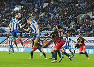 Wigan Athletic v Blackburn Rovers 29/10/2017