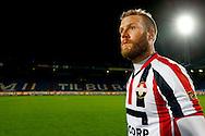 19-09-2015 VOETBAL:WILLEM II- FC UTRECHT:TILBURG<br /> <br /> Adam Nemec van Willem II  <br /> <br /> Foto: Geert van Erven