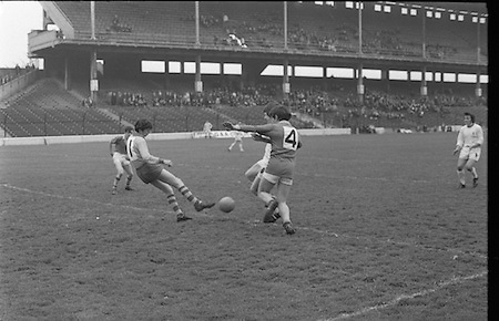 Vocational Schools Football Final, Clare v Tyrone.  10.05.1970