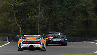 Century Motorsport #43 Ginetta G55 GT4 Steve Fresle/Jacob Mathiassen GT4 Pro/AM during Friday testing for the British GT Championship as part of the BRDC British F3/GT Championship Meeting at Oulton Park, Little Budworth, Cheshire, United Kingdom. April 14 2017. World Copyright Peter Taylor/PSP. Copy of publication required for printed pictures.  Every used picture is fee-liable. http://archive.petertaylor-photographic.co.uk