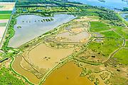 Nederland, Flevoland, Zeewolde, 07-05-2018; natuurgebied Harderbroek, moeras en plassengebied. In beheer bij Natuurmonumenten.<br /> Nature reserve Harderbroek, swamp and lake area.<br /> luchtfoto (toeslag op standard tarieven);<br /> aerial photo (additional fee required);<br /> copyright foto/photo Siebe Swart