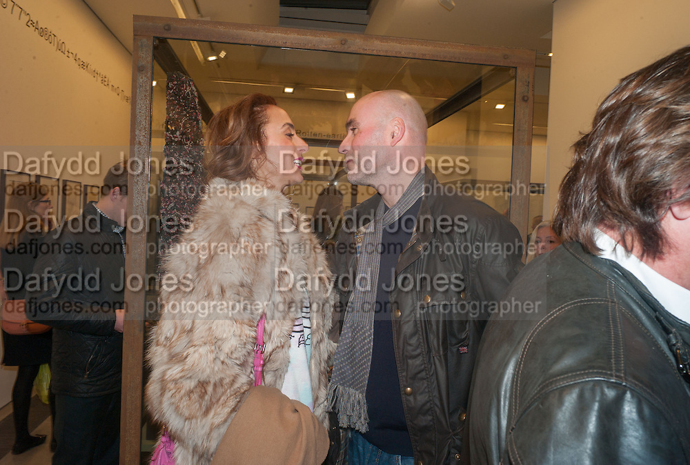 MISHA MILAVANOVICH; JASON BROOKS, Come and See, Jake and Dinos Chapman, Serpentine Sackler Gallery. Serpentine Galleries Special Private View, 29 November 2013