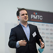 31.08. 2017.                                   <br /> Leaders in the pharmaceutical manufacturing sector in Ireland gathered at University of Limerick today for the third annual Pharmaceutical Manufacturing Technology Centre (PMTC) Knowledge Day.<br /> <br /> Pictured at the event was Dr. Orest Shadt, Bernal.<br /> <br /> The event provided a showcase for the cutting-edge research supported by the centre with key note addresses from industry thought leaders who shared their vision of the future for the pharmaceutical sector. Picture: Alan Place