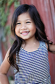 Reagan's 5 year headshots