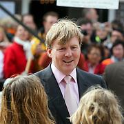 NLD/Makkum/20080430 - Koninginnedag 2008 Makkum, Willem Alexander