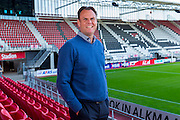 ALKMAAR - directie AZ, Robert Eenhoorn, AFAS Stadion.