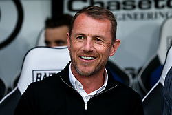 Derby County manager Gary Rowett - Mandatory by-line: Robbie Stephenson/JMP - 11/05/2018 - FOOTBALL - Pride Park Stadium - Derby, England - Derby County v Fulham - Sky Bet Championship