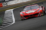 Kessel Racing | Ferrari 488 GT3 | Michael Broniszewski | Andrea Rizzoli | Matteo Cressoni | Blancpain GT Series Endurance Cup | Silverstone Circuit | 13 May 2017 | Photo by Jurek Biegus.