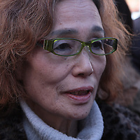Mother of  Japanese hostage captured by Islamic State