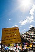 Khardung-La Pass, 18,380 ft.