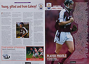 All Ireland Senior Hurling Championship - Final,.11.09.2005, 09.11.2005, 11th Septemeber 2005,.Minor Galway 3-12, Limerick 0-17,.Senior Cork 1-21, Galway 1-16,.11092005AISHCF,.Cork Institute of Technology, .Niall Healy, Galway,