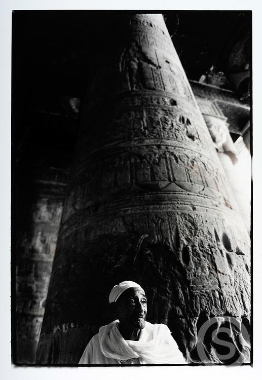 Photographer: Chris Hill, Dendera Temple, Egypt