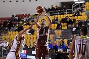 Demian Filloy<br /> Unicusano Roma - Lighthouse Trapani<br /> Campionato Basket LNP 2016/2017<br /> Roma 08/12/2016<br /> Foto Ciamillo-Castoria