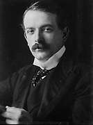 David Lloyd George (1863-1845) Welsh-born British Liberal statesman. Prime Minister of the United Kingdom 1916-1922.  Photograph taken during the First World War.