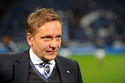 10.11.2012, Veltins Arena, Gelsenkirchen, GER, 1. FBL, Schalke 04 vs SV Werder Bremen, 11. Runde, im Bild Manager Horst Heldt ( Schalke 04/ Portrait ), 10.11.2012, 1. Liga, 11. Spieltag, Gelsenkirchen, Nutzungshinweis: EIBNER-PRESSEFOTO Tel: 0172 837 4655. EXPA Pictures © 2012, PhotoCredit: EXPA/ Eibner/ Thomas Thienel..***** ATTENTION - OUT OF GER *****