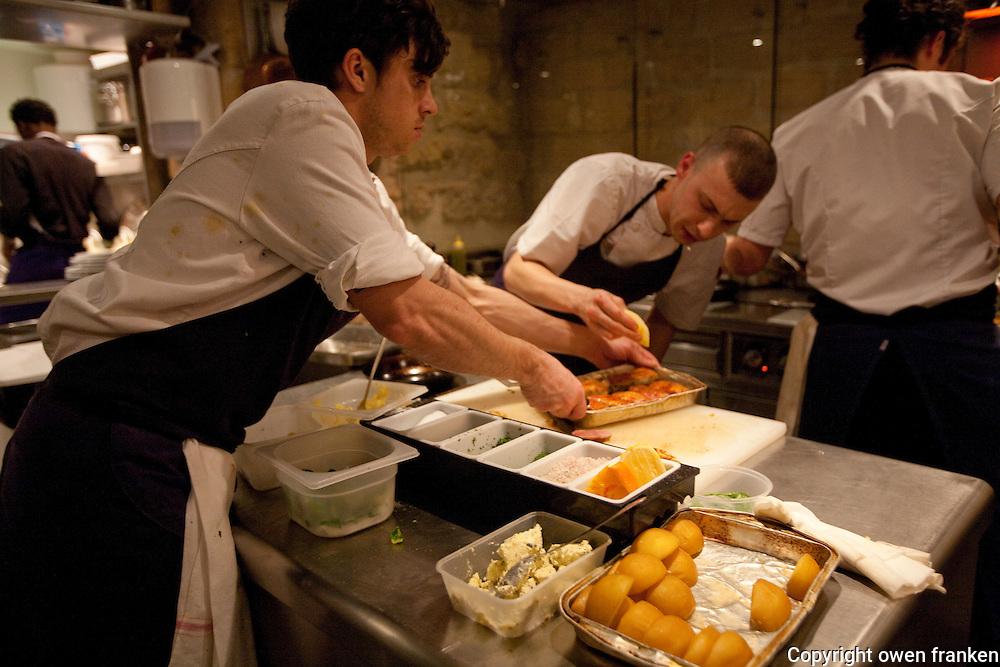 daniel rose- restaurant spring paris.