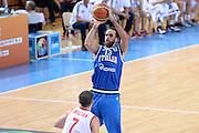 KOPER EUROBASKET 2013 4 SETTEMBRE 2013<br /> NAZIONALE ITALIANA MASCHILE<br /> ITALIA-RUSSIA<br /> NELLA FOTO: LUIGI DATOME<br /> FOTO CIAMILLO