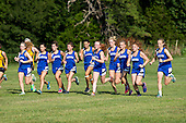 Madison Girls XC vs Fluvanna, Orange, and Luray