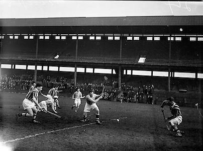 Interprovincial Railway Cup Hurling Semi-Final, .Ulster v Leinster, .21.02.1960, 02.21.1960, 21st February 1960,