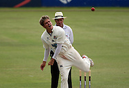 CENTURION, SOUTH AFRICA - 8 November 2008, Paul Harris bowling during the Supersport Series match between The Titans and Highveld Lions held at Supersport Park, Centurion, South Africa..Photo by Barry Aldworth/SPORTZPICS