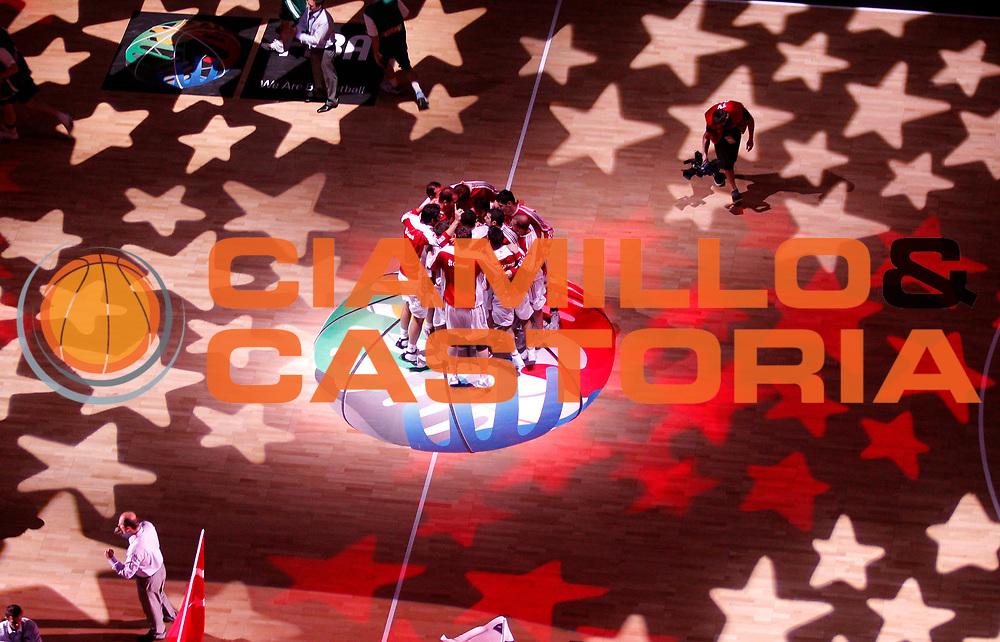DESCRIZIONE : Istanbul Turchia Turkey Men World Championship 2010 Quarter Finals Campionati Mondiali Quarti di Finale Turkey Slovenia<br /> GIOCATORE : Team Turkey Team Turchia<br /> SQUADRA : Turkey Turchia<br /> EVENTO : Istanbul Turchia Turkey Men World Championship 2010 Campionato Mondiale 2010<br /> GARA : Turkey Slovenia Turchia Slovenia<br /> DATA : 08/09/2010<br /> CATEGORIA : curiosita<br /> SPORT : Pallacanestro <br /> AUTORE : Agenzia Ciamillo-Castoria/T.Wiedensohler<br /> Galleria : Turkey World Championship 2010<br /> Fotonotizia : Istanbul Turchia Turkey Men World Championship 2010 Quarter Finals Campionati Mondiali Quarti di Finale Turkey Slovenia<br /> Predefinita :