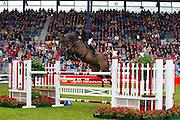 Nick Skelton - Carolina 31<br /> World Equestrian Festival, CHIO Aachen 2013<br /> © DigiShots