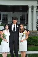 Rye - Graduates in Ceremony