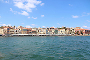 Heraklion, Crete Island Greece, the Old harbour