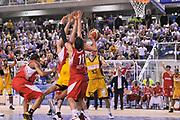 DESCRIZIONE : Vigevano Lega A2 2009-10 Playoff Miro Radici Fin. Vigevano - Trenkwalder Reggio Emilia<br /> GIOCATORE : Banti<br /> SQUADRA : Vigevano<br /> EVENTO : Playoff Lega A2 2009-2010<br /> GARA : Miro Radici Fin. Vigevano - Trenkwalder Reggio Emilia<br /> DATA : 16/05/2010<br /> CATEGORIA : Ultimo Tiro<br /> SPORT : Pallacanestro <br /> AUTORE : Agenzia Ciamillo-Castoria/D.Pescosolido