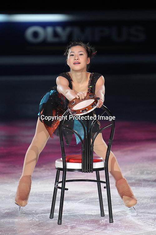 &lsquo;&ordm;&atilde;&permil;&Agrave;&Oslash;Žq/Kanako Murakami (JPN), <br /> DECEMBER 12, 2010 - Figure Skating : <br /> ISU Grand Prix of Figure Skating Final 2010/2011 <br /> Exhibition <br /> at Capital Indoor Stadium, Beijing, China. <br /> (Photo by Akihiro Sugimoto/AFLO SPORT) [1080]
