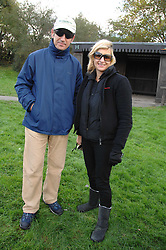 ROBERT YATES and  at the Finch & Partners Clay Pigeon Shoot in aid of Battersea Dogs Home at the Holland & Holland Shooting Ground, Ruislip, Middlesex on 17th October 2007.<br />