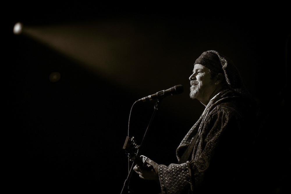 Robert Earl Keen performs at the Moody Theater in Austin, Texas.