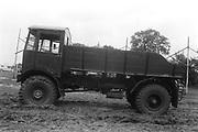 Truck, Glastonbury, 1995.