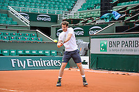 Illustration Bache EDF ENGIE  / Andy MURRAY - 21.05.2015 - Roland Garros 2015<br />