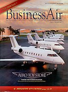 Magazine Cover - Business Air Challenger